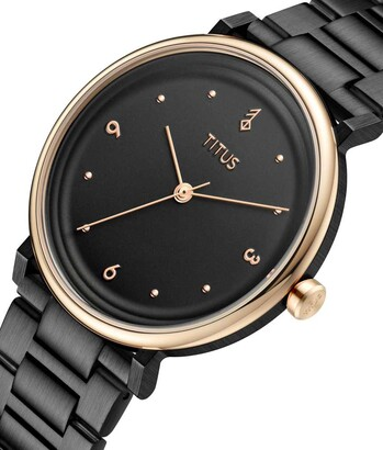 Nordic Tale 3 Hands Quartz Stainless Steel Watch