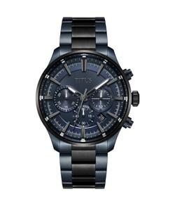 Modernist Chronograph Quartz Stainless Steel Watch