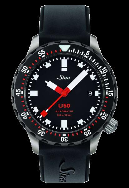 Sinn U50 SDR Pre-order Deposit (Expected Retail Price: HK$24,000 )