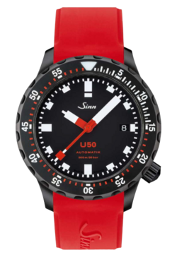 Sinn U50 S Pre-order Deposit (Expected Retail Price: HK$27,900 )