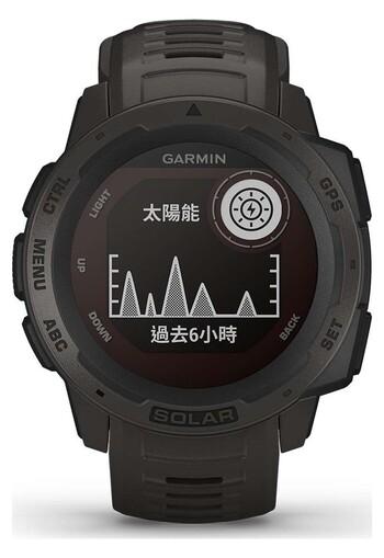 Garmin Instinct Solar (中文版)