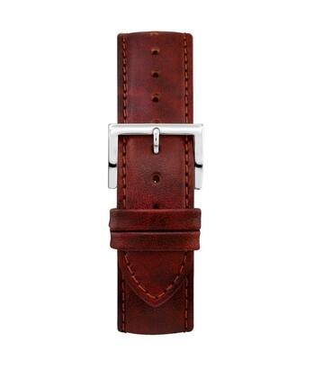 Montella 20 mm Multi-Color Leather Watch Strap
