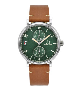 Solvil et Titus x Peanuts Multi-Function Quartz Leather Watch